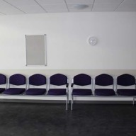 Seaham Medical Centre Bench Seating