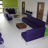Seaham Medical Centre Reception Seating