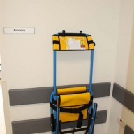 Seaham Medical Centre Evacuation Chair