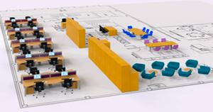 2D & 3D Space Planning