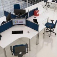 BENCH DESKIT WORKSTATION