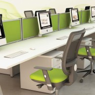 Bench Fixed Top Desking And Workstations