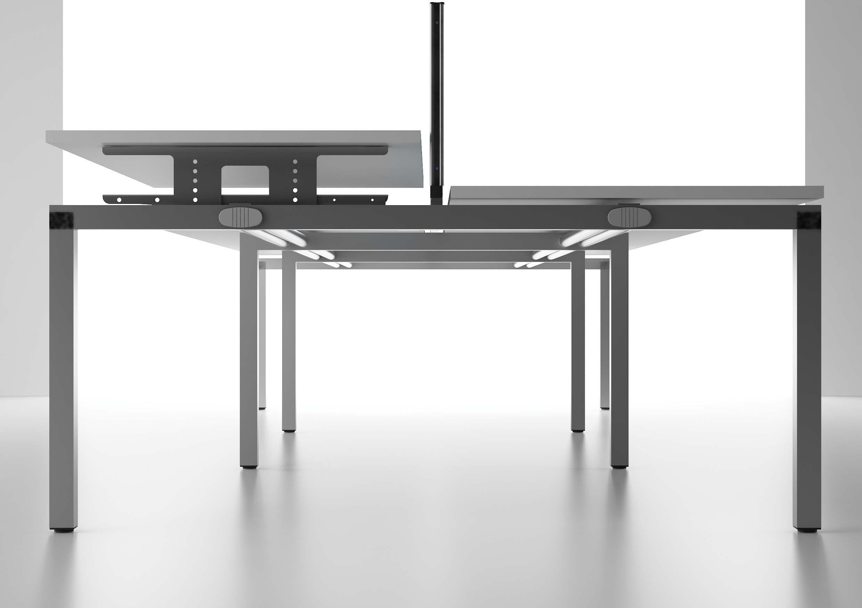 DDA Compliant Height Adjustable Desking Richardsons Office Furniture ...