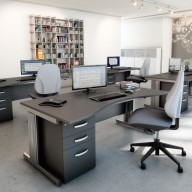 DESIGN 2000 DOUBLE WAVE DESK