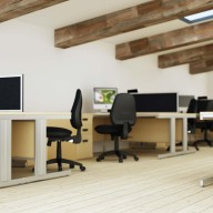 Design 2000 Rectangular Desking