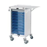 Medical NHS Trolleys & Storage (16)