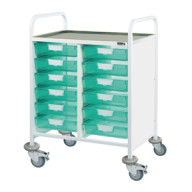 Medical NHS Trolleys & Storage (17)