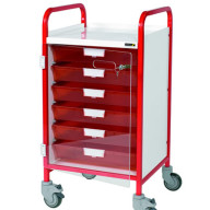 Medical NHS Trolleys & Storage (18)
