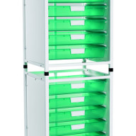 Medical NHS Trolleys & Storage (19)