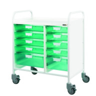 Medical NHS Trolleys & Storage (22)