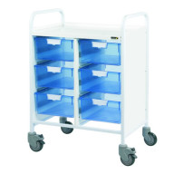 Medical NHS Trolleys & Storage (23)