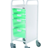 Medical NHS Trolleys & Storage (24)