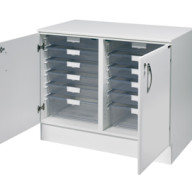 Medical NHS Trolleys & Storage (29)