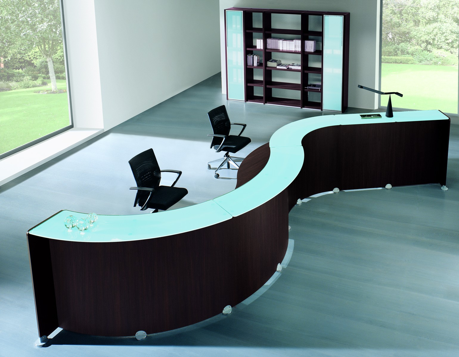 office reception counters. E0143a24urg.tif Office Reception Counters S