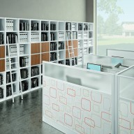 Quadrifoglio Library & Storage Furniture (11)