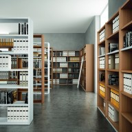 Quadrifoglio Library & Storage Furniture (14)