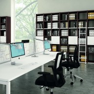Quadrifoglio Library & Storage Furniture (5)