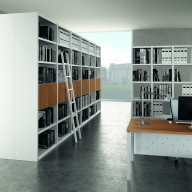 Quadrifoglio Library & Storage Furniture (6)