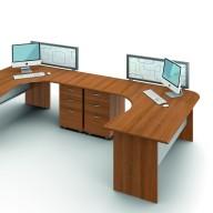 Quadrifoglio Mega Desking (34)