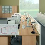 Quadrifoglio Mega Desking (38)