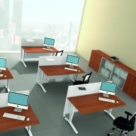 Quadrifoglio Mega Desking (43)