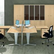 Quadrifoglio Mega Desking (50)