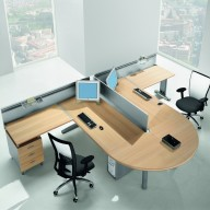 Quadrifoglio Mega Desking (54)