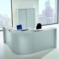 Quadrifoglio Reception Desk (1)