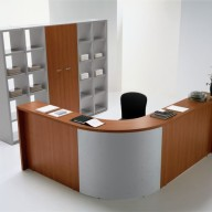 Quadrifoglio Reception Desk (3)