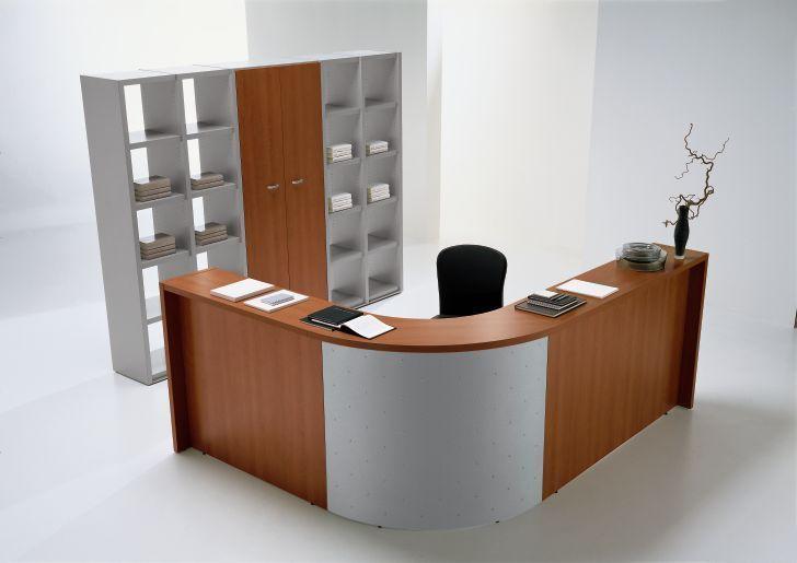 Quadrifoglio Reception Desk