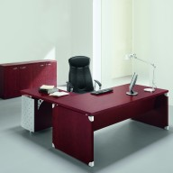 X Time Work Glass Executive Desk  (16)
