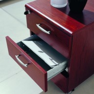 X Time Work Glass Executive Desk  (29)