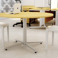 X10 Meeting Table with chairs