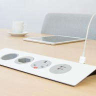 peak-white-lightdesk-usb-charger-uk-swiss-socket