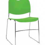 Isis-R-series-chair-FRESH-GREEN-FRONT-798x1024