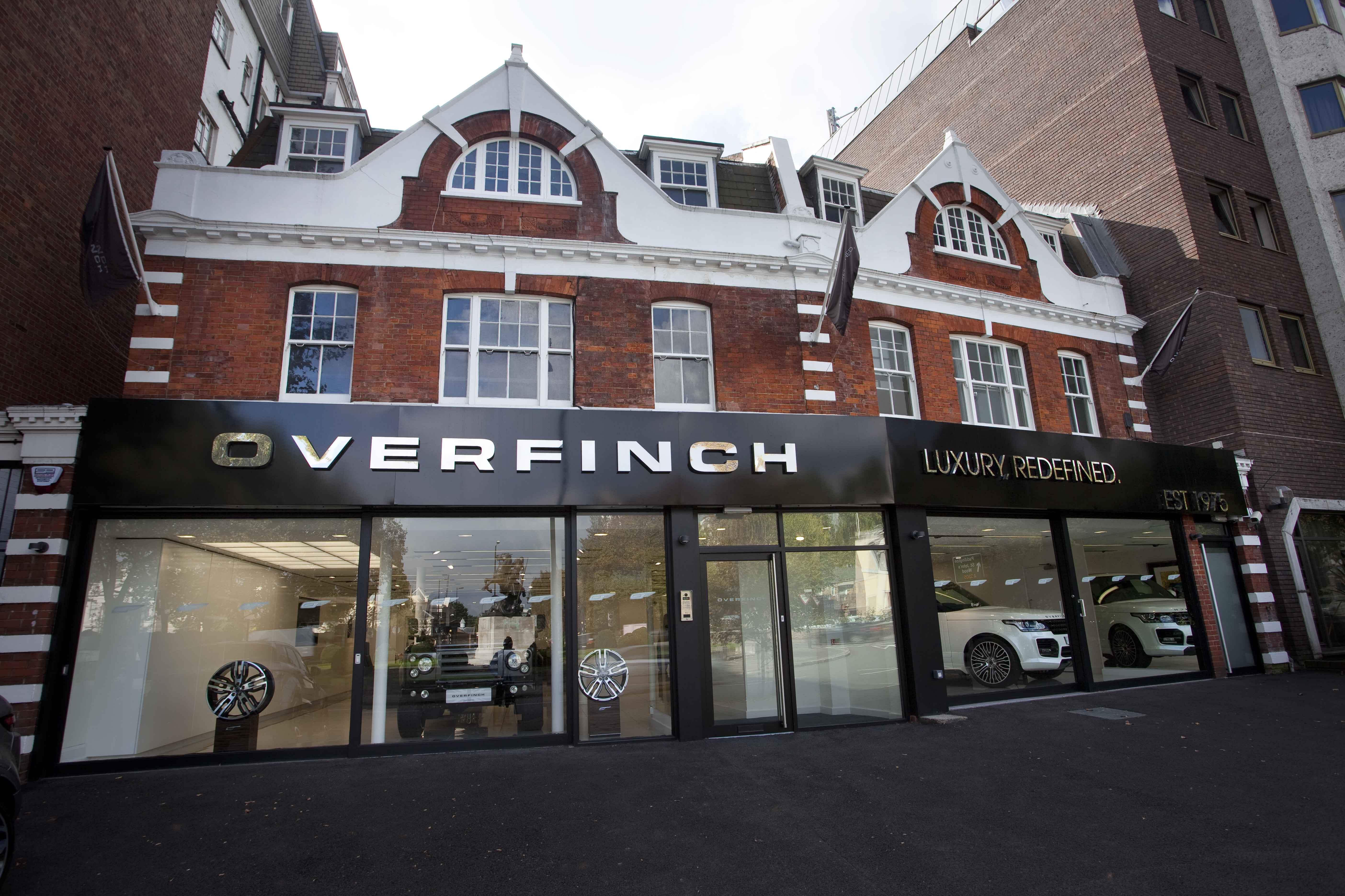 Overfinch Landrover Office Furniture  31 Range Rover Showroom London   Richardsons Office Furniture and  . Office Furniture Showroom Central London. Home Design Ideas