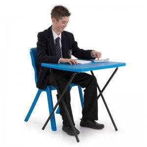 Richardsons Educational Exam Desks (9)