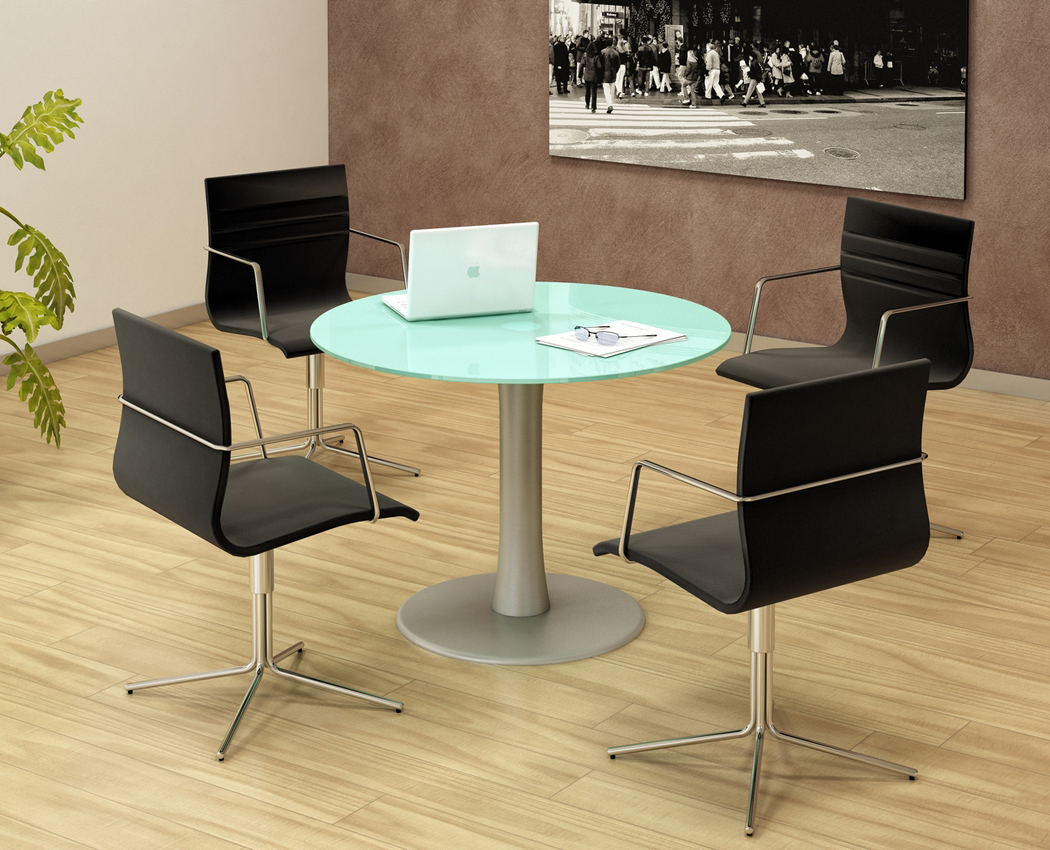 Glass Tables Richardsons Office Furniture And Supplies