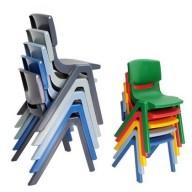 Sebel Postura Classroom Chairs (3)