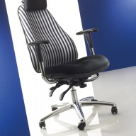 Zenith High Back 24 Hour Task Chair With Headrest