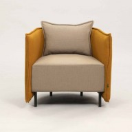 cloud-plain-low-back-armchair