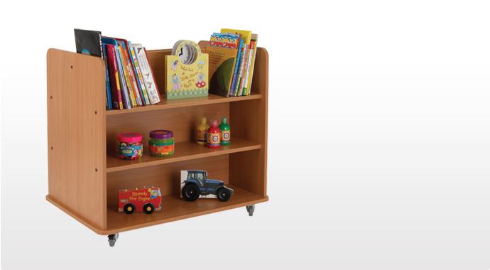 Storage richardsons office furniture and supplies for Limited space storage solutions