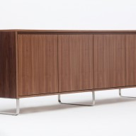 sideboard-in-walnut-veneer-with-sled-legs