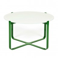 trace-circular-coffee-table-green-frame-white-glass-low-copy