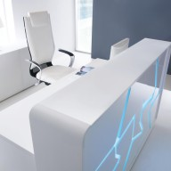 Arctic Summer Reception Counter  Reception Desk Bradford - Leeds Richardsons (14)