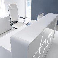 Arctic Summer Reception Counter  Reception Desk Bradford - Leeds Richardsons (19)
