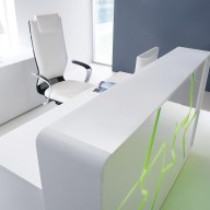 Arctic Summer Reception Counter  Reception Desk Bradford - Leeds Richardsons (20)