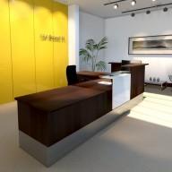 Fusion Reception Counter - Reception Desk (1)