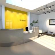 Fusion Reception Counter - Reception Desk (2)