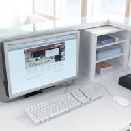 Linea Reception Counter  Reception Desk Bradford - Leeds (10)